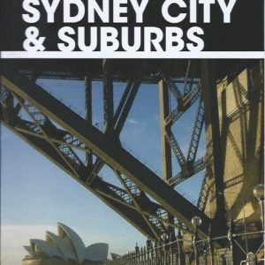 RACV Sydney City and Suburbs Capital City Tourist Map