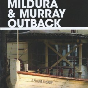 RACV Mildura and Murray Outback Regional Tourist Map