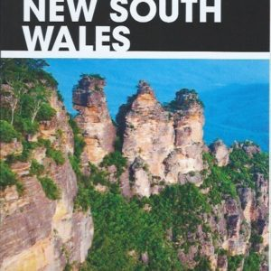 RACV New South Wales State Tourist Map