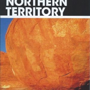 RACV Northern Territory State Tourist Map