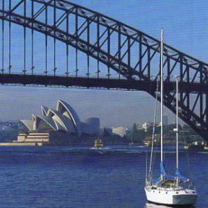 Sydney Road Map
