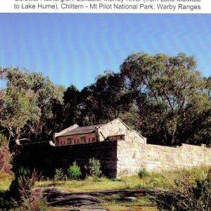 Beechworth Albury Wangaratta Adventure Map