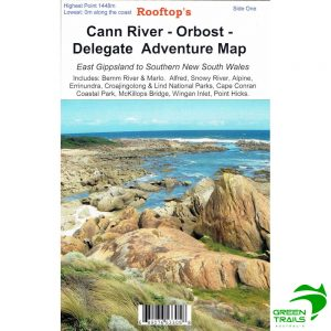 Cann River Orbost Delegate Adventure Map