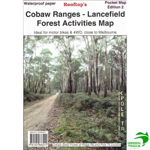 Cobaw Ranges Lancefield Forest Activities Map