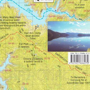 Dartmouth Dam Map