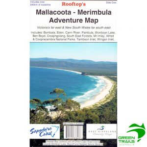 Mallacoota Merimbula Adventure Map
