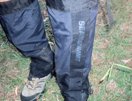 Seat to Summit Quagmire Event Gaiters