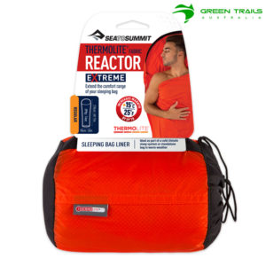 Sea to Summit Thermolite Reactor Extreme Sleeping Bag Liner 399g