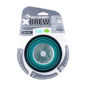 Sea to Summit X-Brew Coffee Dripper 480ml 85g - Pacific Blue