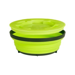 Sea to Summit X-Seal & Go Large Bowl 145g Lime