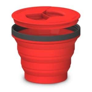 Sea to Summit X-Seal & Go Medium Mug 90g - Red