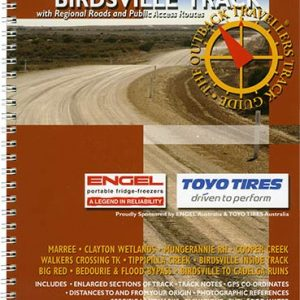 Outback Travellers Birdsville Track Series 1 - Track 3 - 4WD Map Track Guide