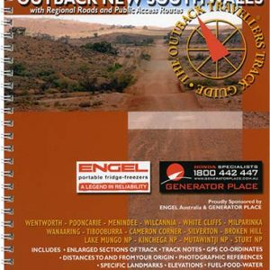 Outback Travellers Outback NSW Series 1 - Track 6 - 4WD Map Track Guide