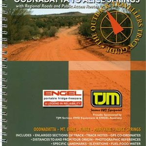 Outback Travellers Oodnadatta to Alice Springs Series 2 - Track 1 - 4WD Guide