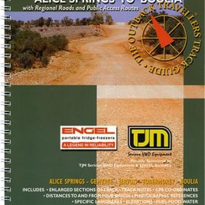 Outback Travellers Alice Springs to Boulia Series 2 - Track 3 - 4WD Track Guide