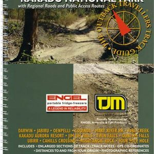 Outback Travellers Kakadu National Park Series 2 - Track 6 - 4WD Map Track Guide