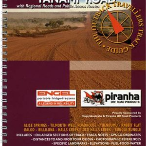 Outback Travellers Tanami Road Series 3 - Track 1 - 4WD Map Track Guide