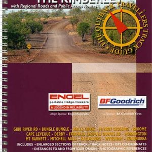 Outback Travellers The Kimberley Series 3 - Track 2 - 4WD Map Track Guide
