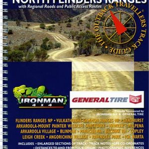 Outback Travellers North Flinders Ranges Series 4 - Track 4 - 4WD Map Track Guide