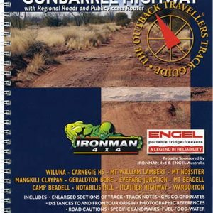 Outback Travellers Gunbarrel Highway Series 4 - Track 6 - 4WD Map Track Guide
