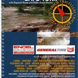 Outback Travellers Cape York Series 5 - Track 1 - 4WD Map Track Guide