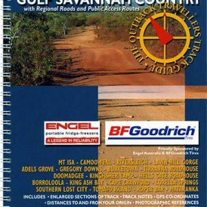 Outback Travellers Gulf Savannah Country Series 5 - Track 3 - 4WD Map Track Guide