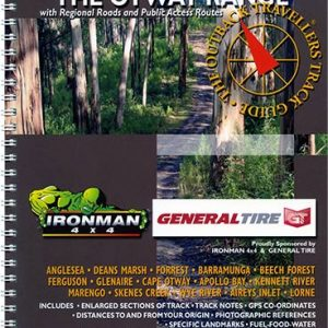 Outback Travellers The Otway Range Series 6 - Track 1 - 4WD Map Track Guide