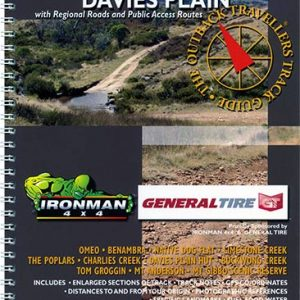 Outback Travellers Davies Plain Series 6 - Track 4 - 4WD Map Track Guide
