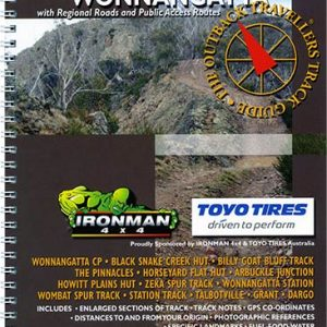 Outback Travellers Wonnangatta Series 6 - Track 5 - 4WD Map Track Guide