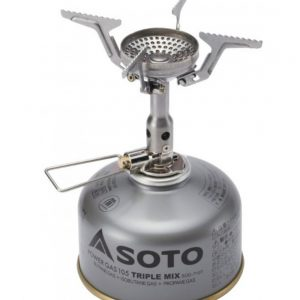 Soto Amicus Stove 75g Without Igniter