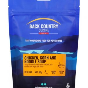 Back Country Chicken Corn and Noodle Soup
