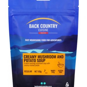 Back Country Creamy Mushroom and Potato Soup