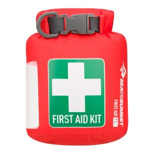 Sea to Summit First Aid Dry Sack 1L Red