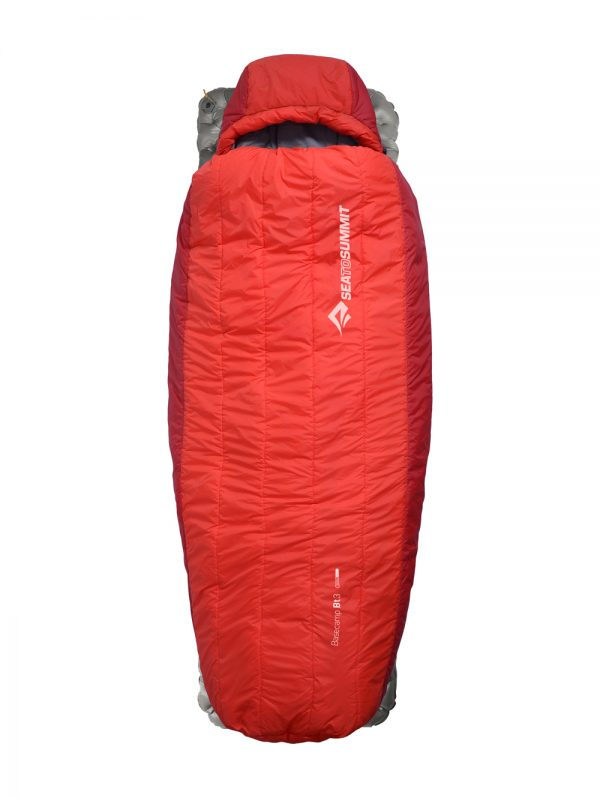 Sea to Summit Basecamp BT3 Regular Synthetic Sleeping Bag