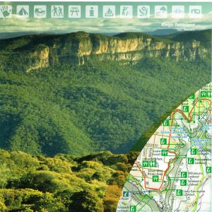 Blue Mountains North SV Maps