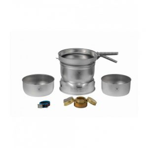 Trangia Storm Cooker 25-21 UL/D Complete Cooking System Duossal