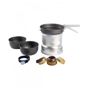 Trangia Storm Cooker 27-7 UL/HA Complete Cooking System Ultra Light Hard Anodised