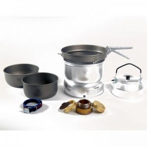 Trangia Storm Cooker 27-8 UL/HA Ultra Light Hard Anodised