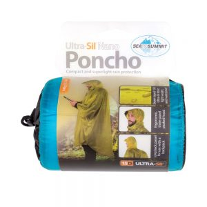 Sea to Summit Ultra-Sil 15D Waterproof Nano Poncho