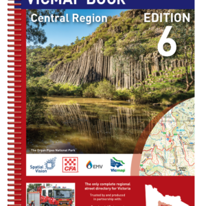 Central Region Vicmap Book