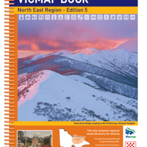 North East Region Vicmap Book