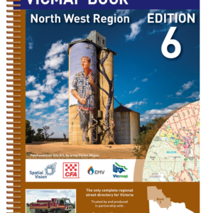 North West Region Vicmap Book