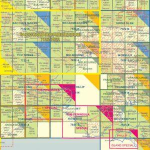 Vicmap Central Region