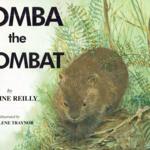 Vomba The Wombat by Pauline Reilly
