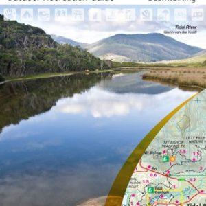 Wilsons Promontory Outdoor Recreation Guide Map - SV Maps