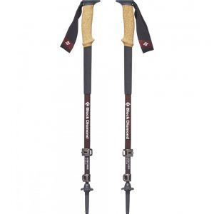 Black Diamond Womens Alpine Carbon Cork Trekking Poles S19 Rhone